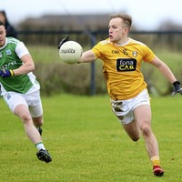 Antrim's Odhran Eastwood hoping to shed super-sub tag after hitting 2-3 in Limerick win