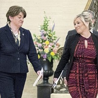 Arlene Foster and Michelle O'Neill cancel St Patrick's trip to Washington DC