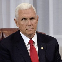 Mike Pence says he is hopeful the Supreme Court will restrict abortion in US