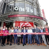 O'Neills invests £1 million in new high street venture in Belfast city centre