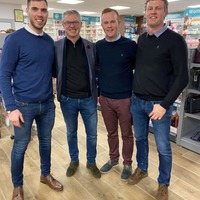 Fermanagh's Ryan Jones happy to juggle pharmacy and football