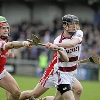 Brendan Rogers excited by Slaughtneil future after being named on hurling team of the season