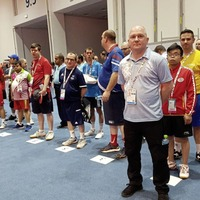 Special Olympics athletes a source of inspiration to Brendan McNeice