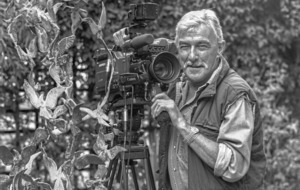 Cyril Cave: Trailblazing cameraman documented Troubles with skill and sheer courage