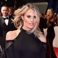 Pregnant Towie star Danielle Armstrong announces she is engaged