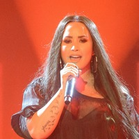 Demi Lovato appears to reference overdose in latest music video