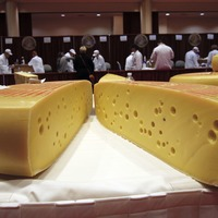 Hard cheese for the runner-up as Swiss gruyere takes world title