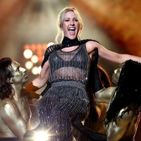 Ellie Goulding opens up about 'dark days' in the spotlight