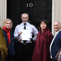 Miriam Margolyes and Tony Robinson urge PM to support creative industries