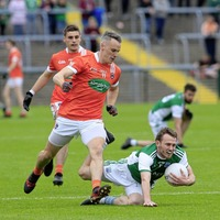 Fermanagh and Armagh battle it out for precious points