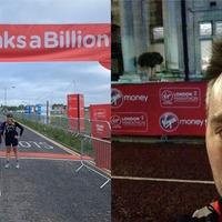 Meet the runners who take on the London Marathon backwards