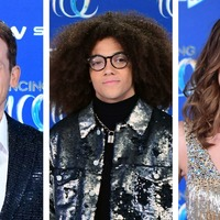 Joe Swash, Perri Kiely and Libby Clegg face off in Dancing On Ice final