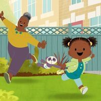 First CBeebies animation focused on black British family celebrates grandparents