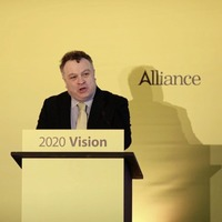 Alliance conference: Time not right for unity referendum says Stephen Farry