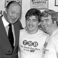 Irish sporting icon Barney Eastwood leaves a lasting legacy