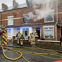 Incense sticks believed to have started east Belfast housefire