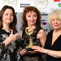 Gavin And Stacey and the other winners at the Tric Awards 2020