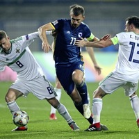 Northern Ireland may face Bosnia play-off behind closed doors