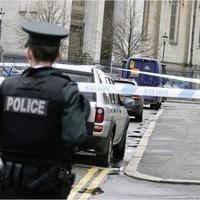 Cash-in-transit van held up by gunman in Belfast's Cathedral Quarter