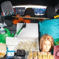 Tins of tripe and foot cream among unusual items left behind after Uber journeys