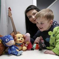 Mother of 'at risk' child requiring transplant criticises 'selfish' coronavirus stockpilers