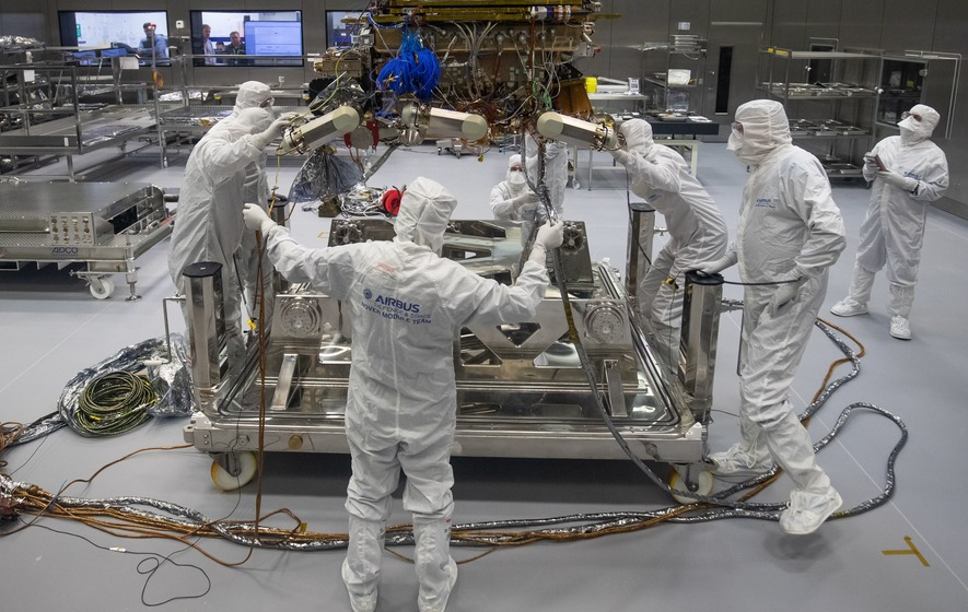 Joint Russian-European Mars mission postponed over coronavirus