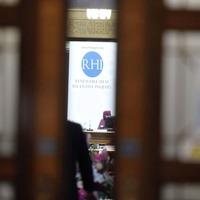 Timeline of the RHI scandal