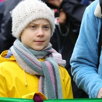 Greta Thunberg takes weekly climate strike action online