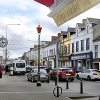 Business as usual in Buncrana despite coronavirus shut-down