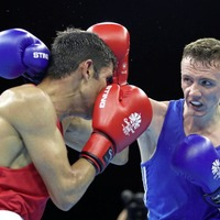 Brendan Irvine and Kurt Walker need just one win to secure Olympic spot