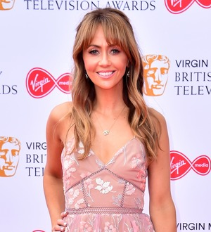 Samia Longchambon reveals she suffered miscarriage before welcoming son