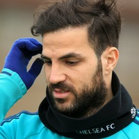 Cesc Fabregas reveals bet which led to him buying Willy Caballero a car