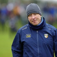 We could be in for a long haul: Antrim boss Lenny Harbinson