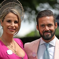 Vogue Williams and Spencer Matthews announce 'exciting but scary' baby news