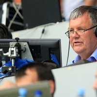 Commentator Clive Tyldesley cooks up a storm to raise a smile in testing times
