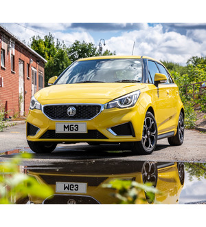 MG 3: Cheap, cheerful and better than you might think