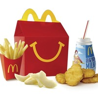 McDonald's to remove hard plastic from Happy Meals