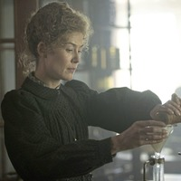 Marie Curie biopic Radioactive 'a patchy history lesson' despite a compelling performance from star Rosamund Pike