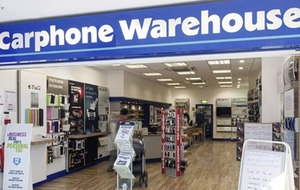 Carphone Warehouse closes all stores in Republic of Ireland with loss of almost 500 jobs