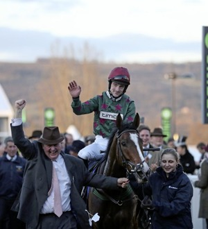 Hughes set to land jockeys title as UK racing is cancelled