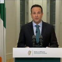 Leo Varadkar: A storm is coming