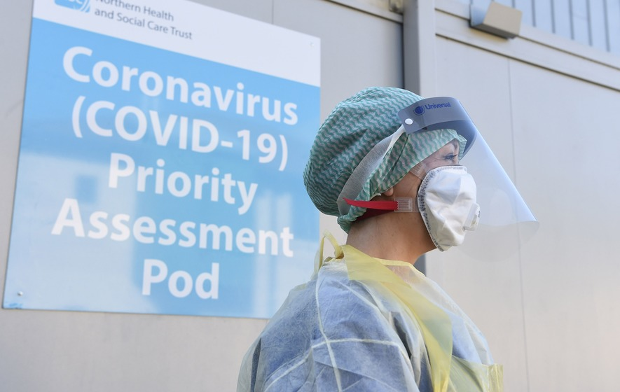 Third Coronavirus Death As Number Of Cases Jumps