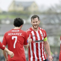 McBride's star continues to shine brightly at the Brandywell