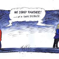 Stormont's 'mixed messaging' over the Coronavirus crisis