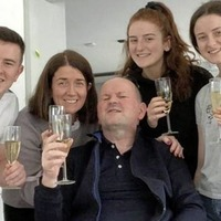 Liverpool fan Sean Cox returns home to Co Meath almost two years after Anfield attack