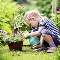 Fun ways you and the kids can reconnect with nature in the garden