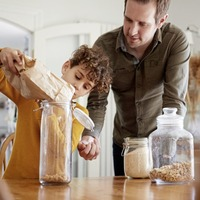 Top tips to help make greener living a family effort