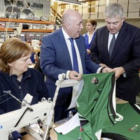 O'Neills back in production after health trusts order 55,000 sets of scrubs