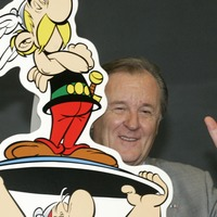 Albert Uderzo, a creator of French hero Asterix, dies aged 92