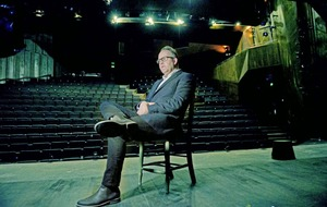 Lockdown diary: The Lyric Theatre's Jimmy Fay on life in the coronavirus crisis